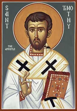 St. Timothy - M. Moses